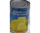 Cock Brand Jack Fruit in Syrup 565g
