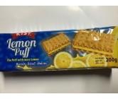 Kist Lemon Puff 200g