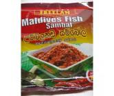 Freelan Maldive Fish Sambol 250g