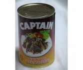 Captain Jack Mackeral 400g
