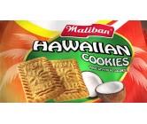 Maliban Hawaiian Cookies Twin Pack 2X200g
