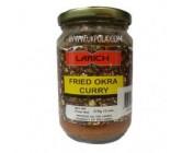 Larich Fried Okra Curry 375g