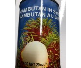 Cock Brand Rambutan In Syrup 565g
