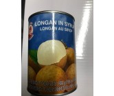 Cock Brand Longan In Syrup