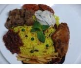 Saffron Yellow  Rice (Sunday)