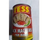 Tess Jack Mackerel 425g