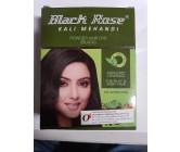 Black Rose Powder Hair Dye Black 50g