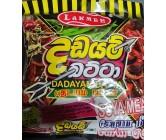 Lakmee Dadayam Batta Soya70g (Samber Deer Flavor)
