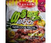 Lakmee Gamcook Batta Soya70g (Chicken Flavour)