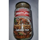 Mathota Fried Sprats with Onions 130gm