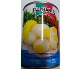 Twin Elephants Rambutan Stuf. Pineapple