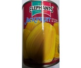 Twin Elephant Jackfruit In Syrup 565g
