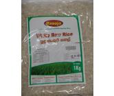 Rasoja White Raw Rice 5kg