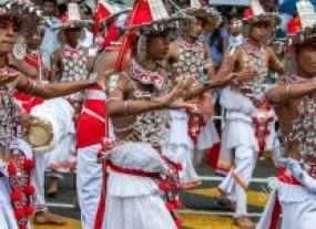 The Esala Perahera in Kandy