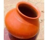 Clay Water Containers - Small