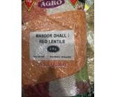 Agro Masoor Dhal 2kg