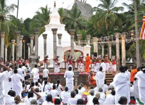 Poson Festival of Sri Lanka