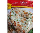 Deep Garlic Naan 4pcs 300g