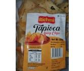 Richmi Tapioca Chips Spicy 200g