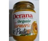 Derana  Turmeric Paste Organic 235g