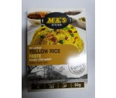 Ma's Yellow Rice Paste 50g