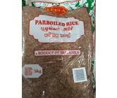 Leela Parboiled Rice 5kg