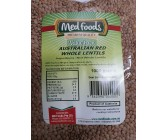 Med Foods Australian Red Lentils 1kg