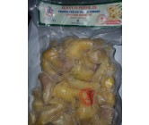 Sunny Food Froz Peeled Ginger 500gm