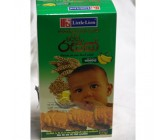 Little Lion Bannana Rusk 110g