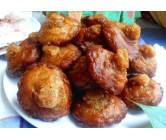 EH Kawum-Sri Lankan traditional sweet a Piece