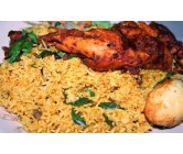 EH Biriyani Dish (Saturday)