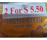Maliban Orange Cream 2x500g