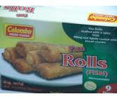 Colombo Frozen Fish Panrolls 454g