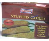 Sunfeast Stuffed Chilli  Veg Frozen 454g