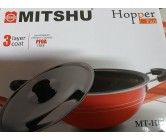 Hopper pans Nonstick Mitsu 18cm
