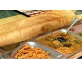 Masala Thosai/ Egg Thosei With Sambar  (Wed to Sun)