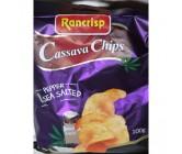 Ranscrip Cassava Chips Pepper Sea Salted 150g