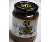 MD Spicy Mango Chutney 900g