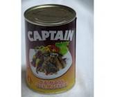 Captain Jack Mackeral 425g