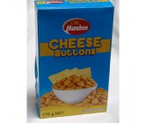 Munchee Cheese Button 170gm